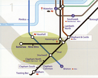 Proposed Tube Plan