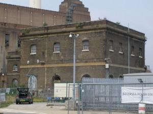 Battersea Pumping Station