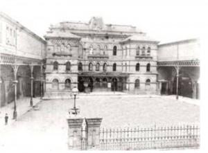Rye Lane Station (1880)