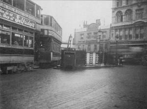 1930 Peckham's Public Lavatories