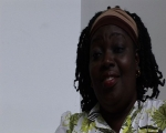 Still image from Poverty and Participation in the Media - Josephine Kayoma Full Interview